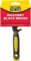 Rodo Masonry Block Brush 150mm
