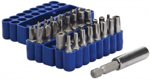 Security Bit Set - 33 Piece