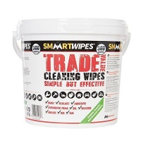Trade Cleaning Wipes  - Tub 300