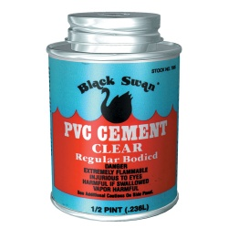 Solvent Weld Cement Glue - 118ml