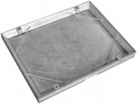 Tray Type Double Seal Manhole Cover 600 x 450mm