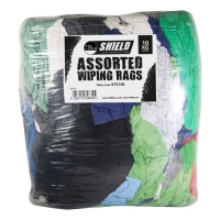 Assorted Wiping Rags 10Kg